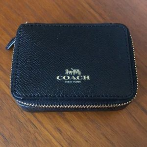 Coach Travel Triple Pill Case